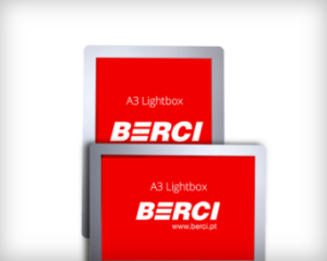 Lightboxs - sistemas de exposição