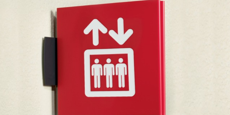 Placas de sinalização - placas em PVC