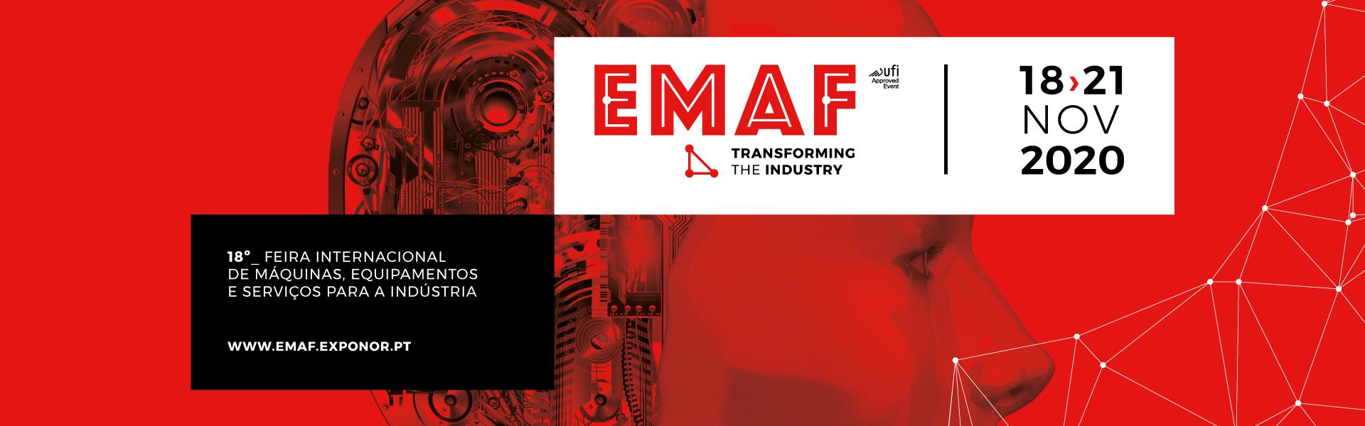 EMAF - Feira Internacional de Máquinas, Equipamentos e Serviços para a Indústria