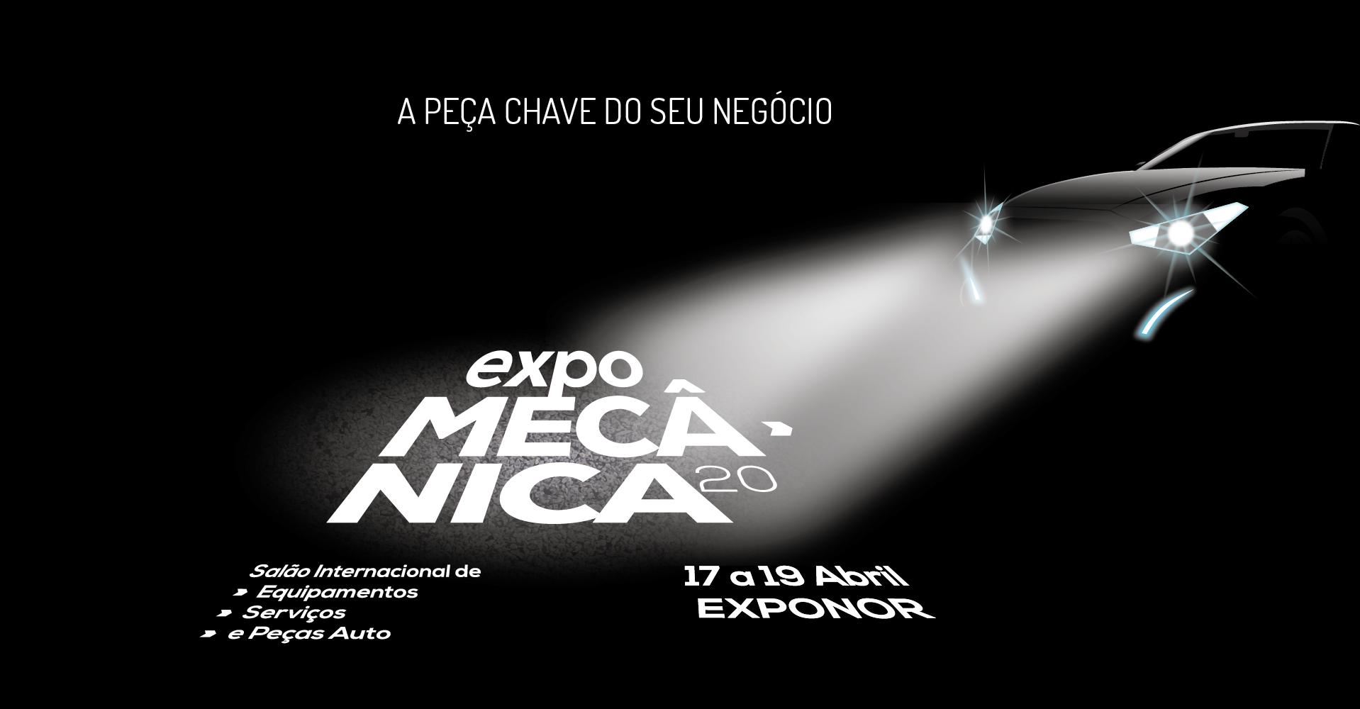 Expomecânica - Salão Internacional de Equipamentos, Serviços e Peças Auto