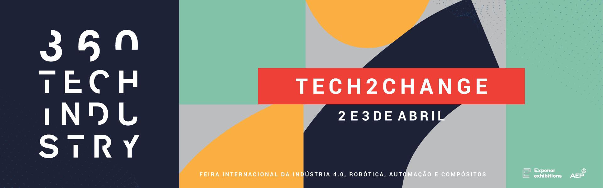 360 Tech Industry - Feira Internacional da Indústria 4.0, Robótica, Automação e Compósitos