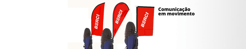 bandeiras mochila